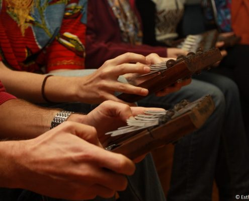 Kalimba and Mbira Workshops
