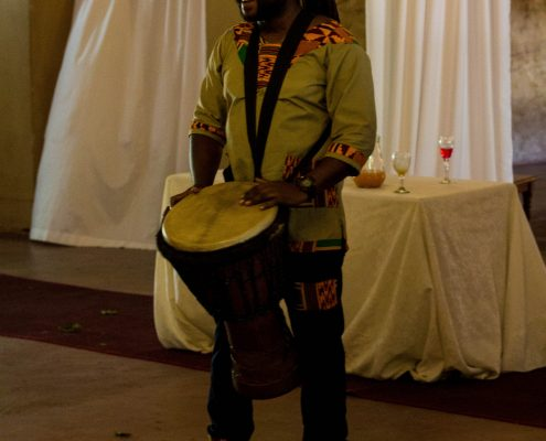 11 Nov 2016 - Paarl Grainco - Juma Drums