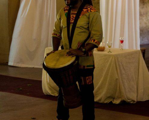 11 Nov 2016 - Paarl Grainco - Juma Drums
