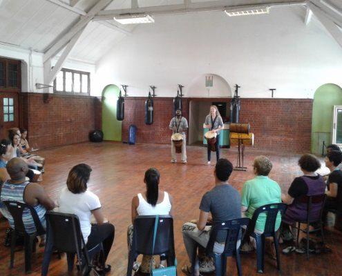 Drum & Dance Workshop - Juma Drums with Badisa