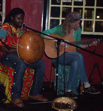 african music performances