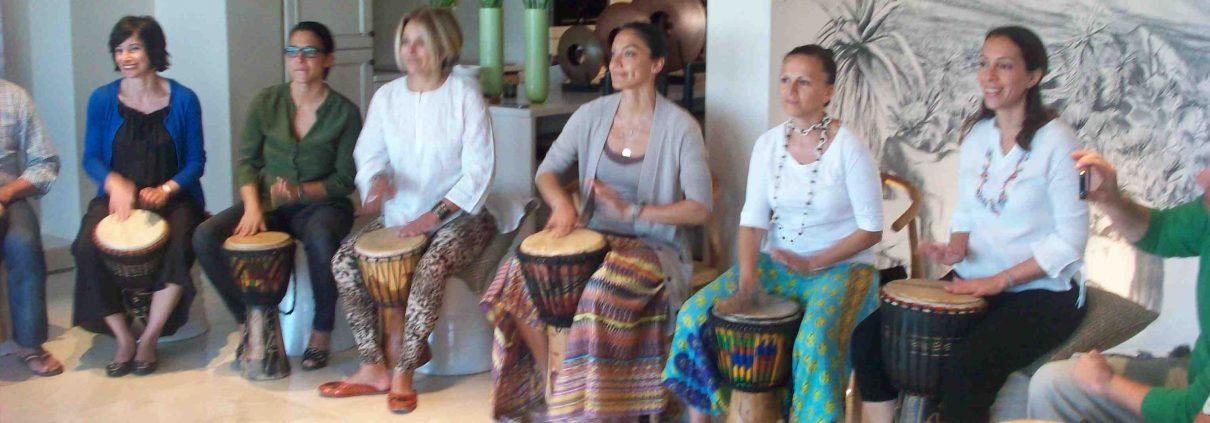 Djembe Drumming Workshops