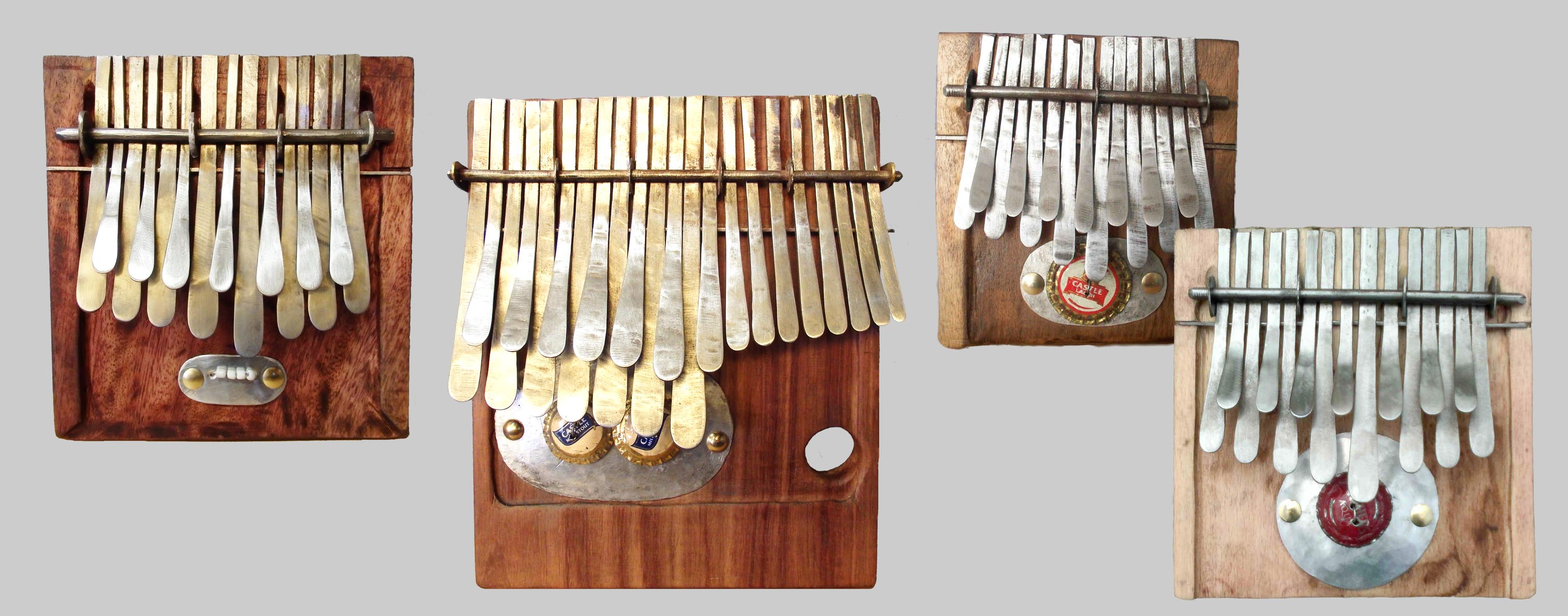 Kalimba and Mbira African Instruments