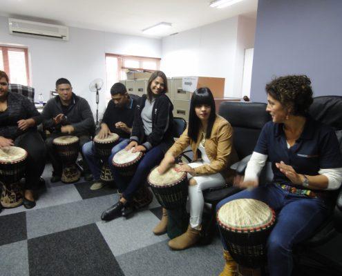 Team Drumming - Juma Drums