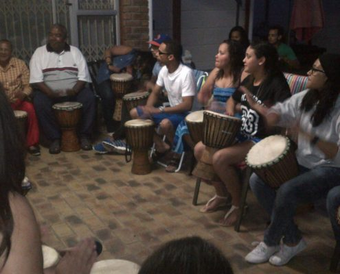 Drumming Workshop Party