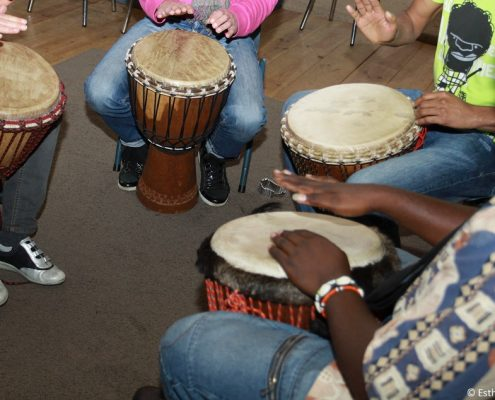 Djembe Drumming Workshop Amsterdam