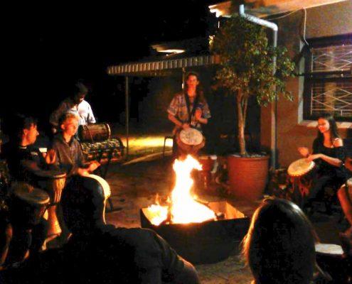 Fun Drumming Workshop - Table View Birthady - April 2015