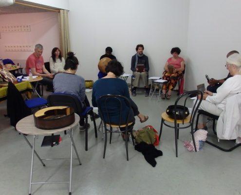 Workshop France - July 2017