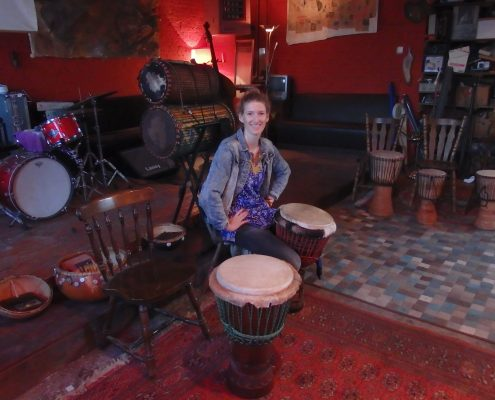 Antwerp Drum Charlotte